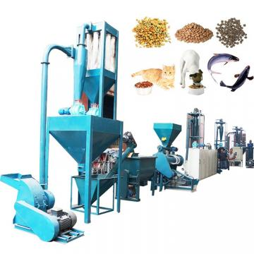 Small Scale Production Line of Cattle Feed Animal Feed