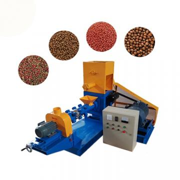 Ce Certificate Hot Sell Flake Fish Food Maker