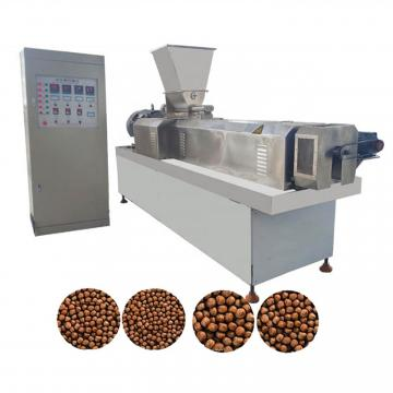High Quality Animal Pet Cat Dog Food Machine Chicken Bird Floating Fish Feed Twin Screw Extruder Processing Line Snacks Food Making Machinery Plant