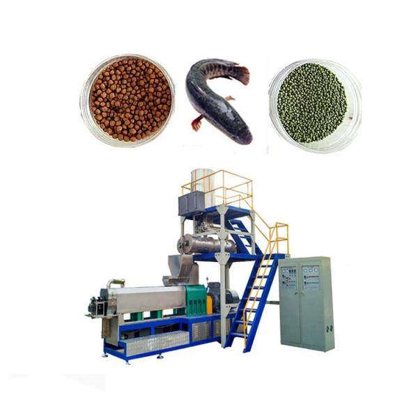 Chicken Poultry Cattle Livestock Complete Animal Feed Pellet Making Production Line for Sale