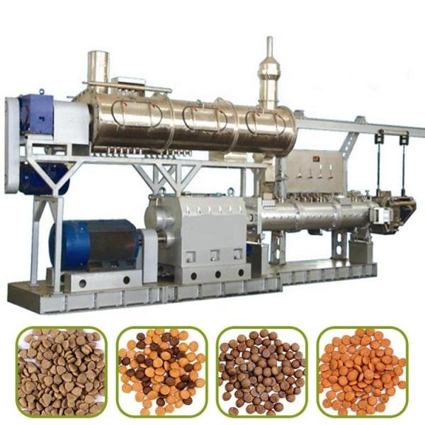 Automatic Stainless Steel Fish Animal Pet Pellet Feed Food Making Machine Manufacturer