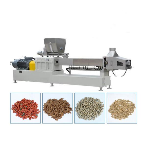 Pet food machinery manufacturers extruder for dog food