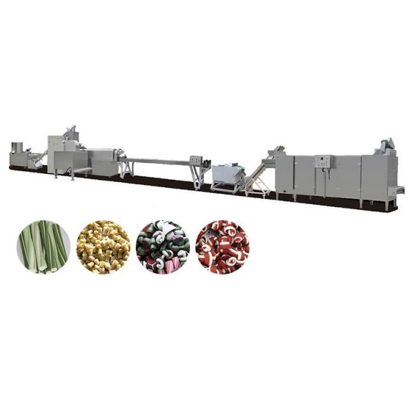 Best After Service Pets Food Snack Dog Food Treats Processing Line Fish Feed Pellet Machine